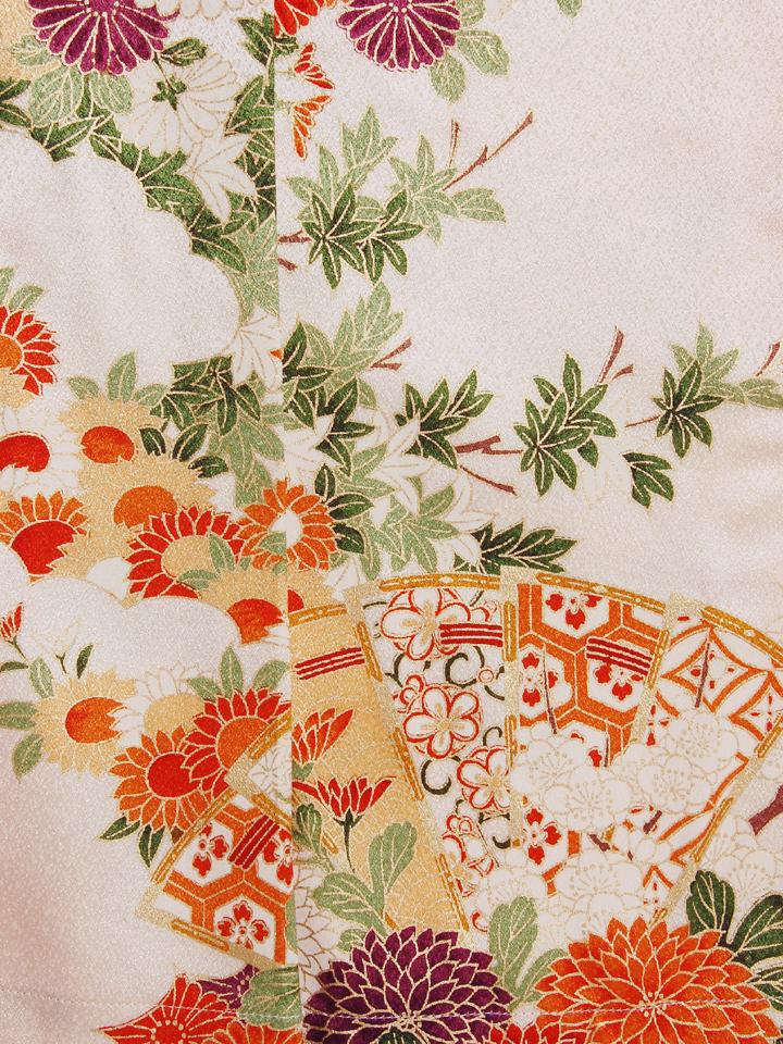 Pattern on the Back Center