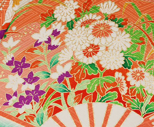 Enlarged Pattern