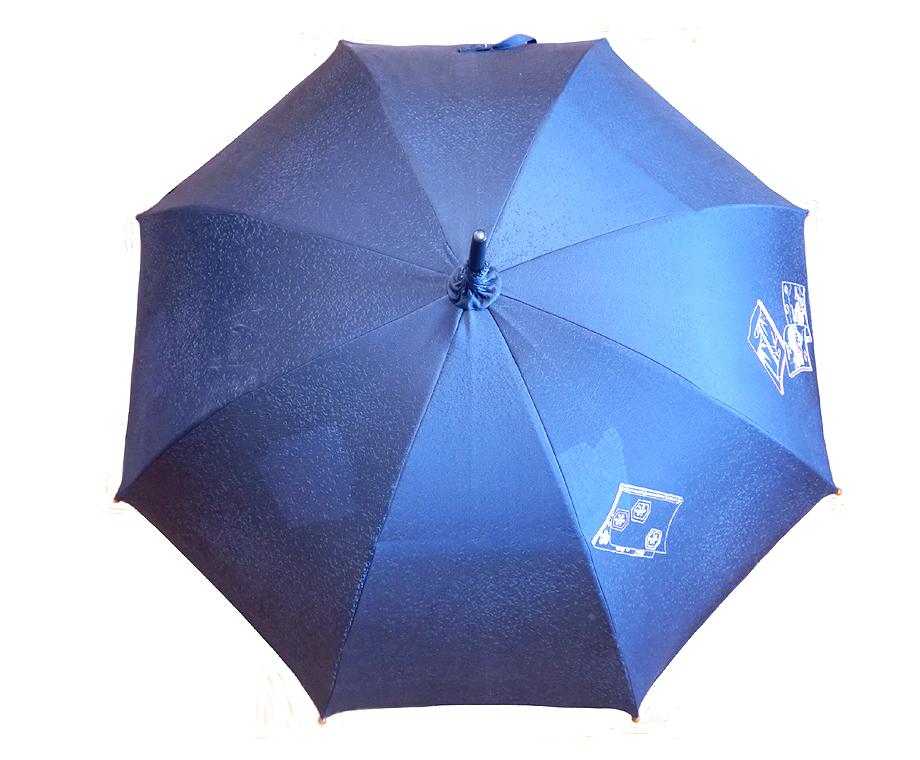 開傘時絵柄